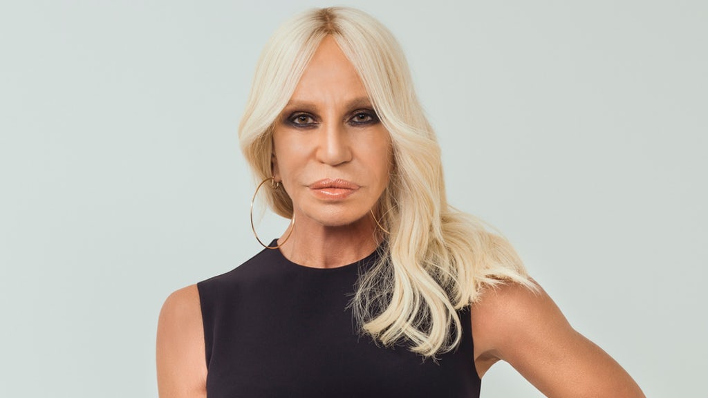 Donatella Versace Bof 500 The People Shaping The Global Fashion Industry