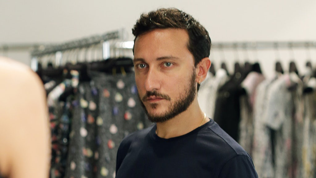 Marco De Vincenzo | BoF 500 | The People Shaping the Global Fashion ...