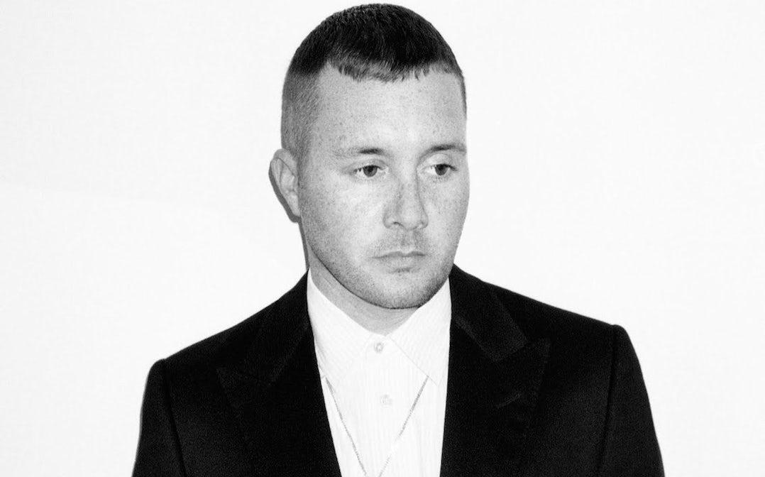 Chief Designer for Dior Homme