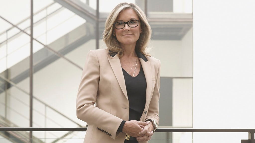 Angela Ahrendts is part of the BoF 500