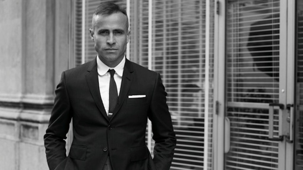 Thom Browne Bof 500 The People Shaping The Global Fashion Industry