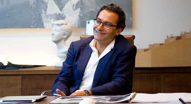 Tony Salamé | BoF 500 | The People Shaping the Global