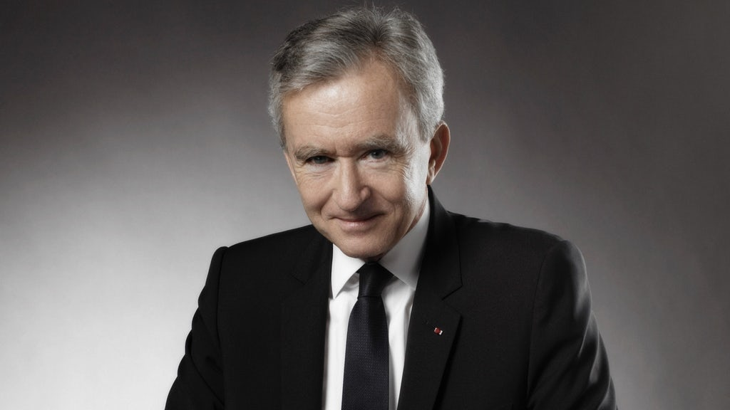 Bernard Arnault   BoF 500   The People Shaping the Global Fashion Industry