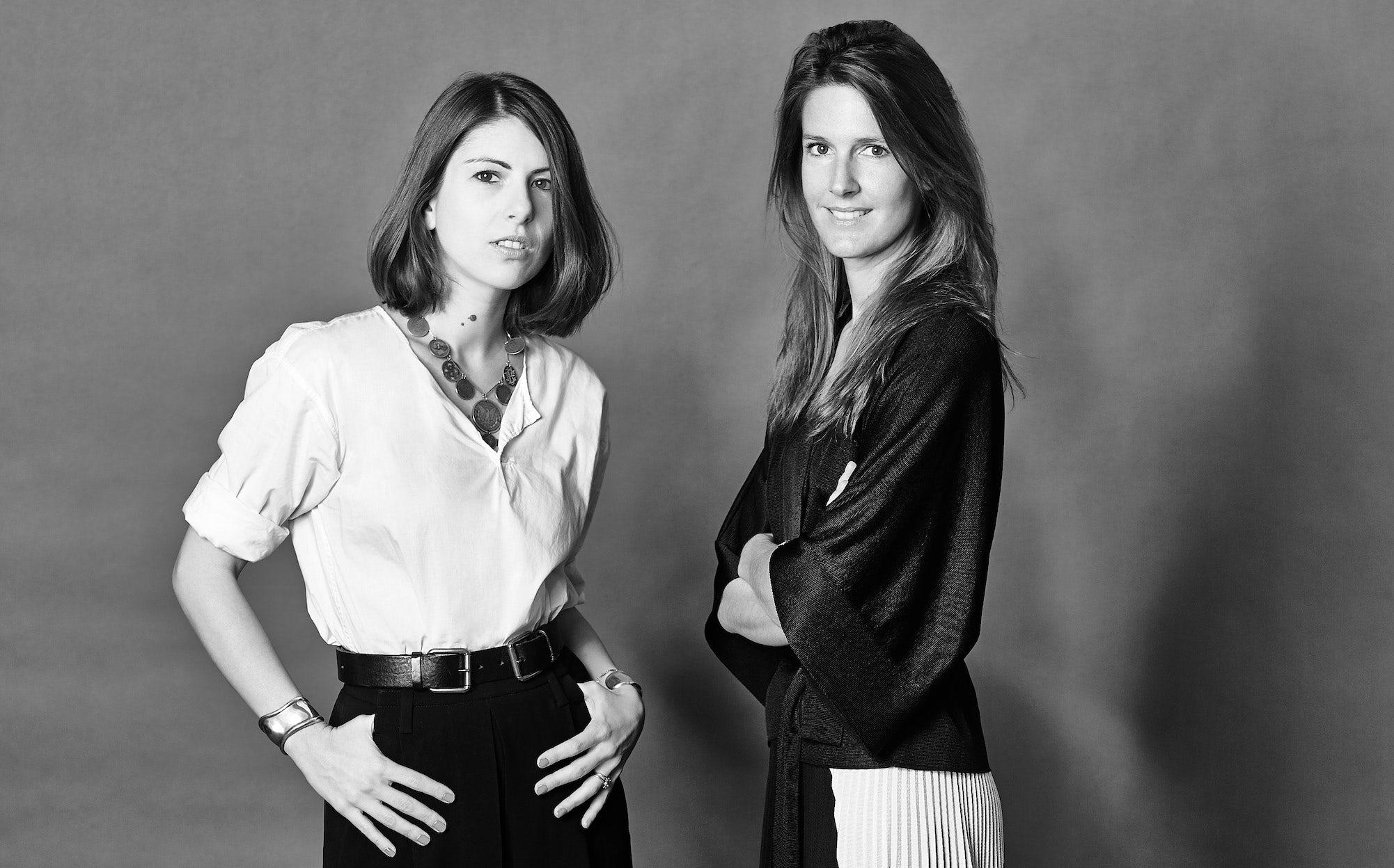 Cecilia Morelli Parikh & Julie Leymarie