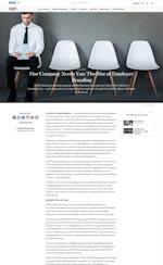 Careers focused articles