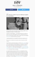 Careers Newsletter