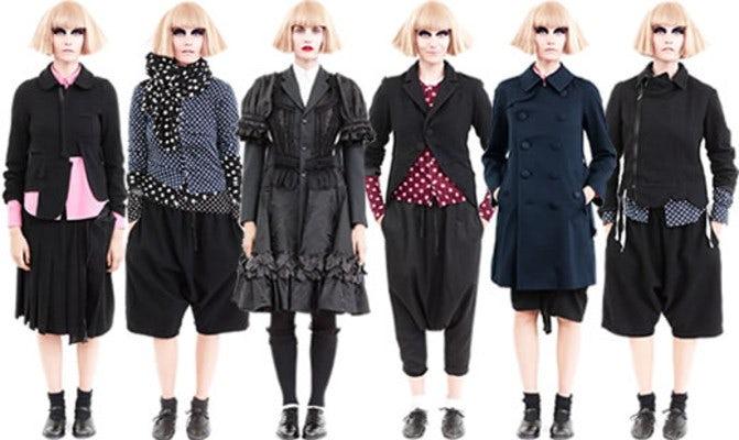 Comme des Garçons for H&M