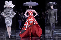 Alexander McQueen F/W 09, courtesy of Coutorture