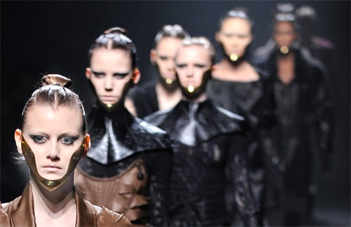 Somarta A/W 09, courtesy of Coutorture