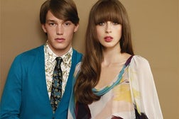 Ted Baker advertising campaign | Source: Ted Baker