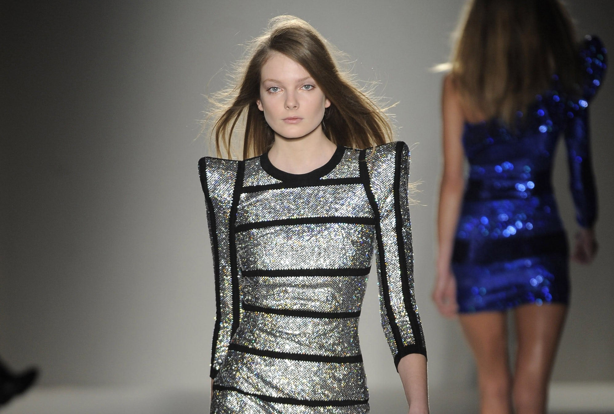 The Balmain Shoulder, courtesy of Coutorture