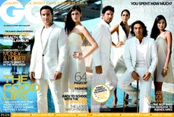 GQ India - Premier issue, courtesy of GQ