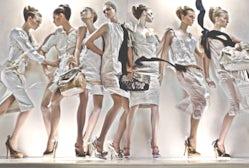 Prada S/S 09 Ad campaign, courtesy of Prada