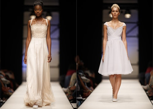 Abigail Betz S/S 09, courtesy of Sanlam Fashion SA Week