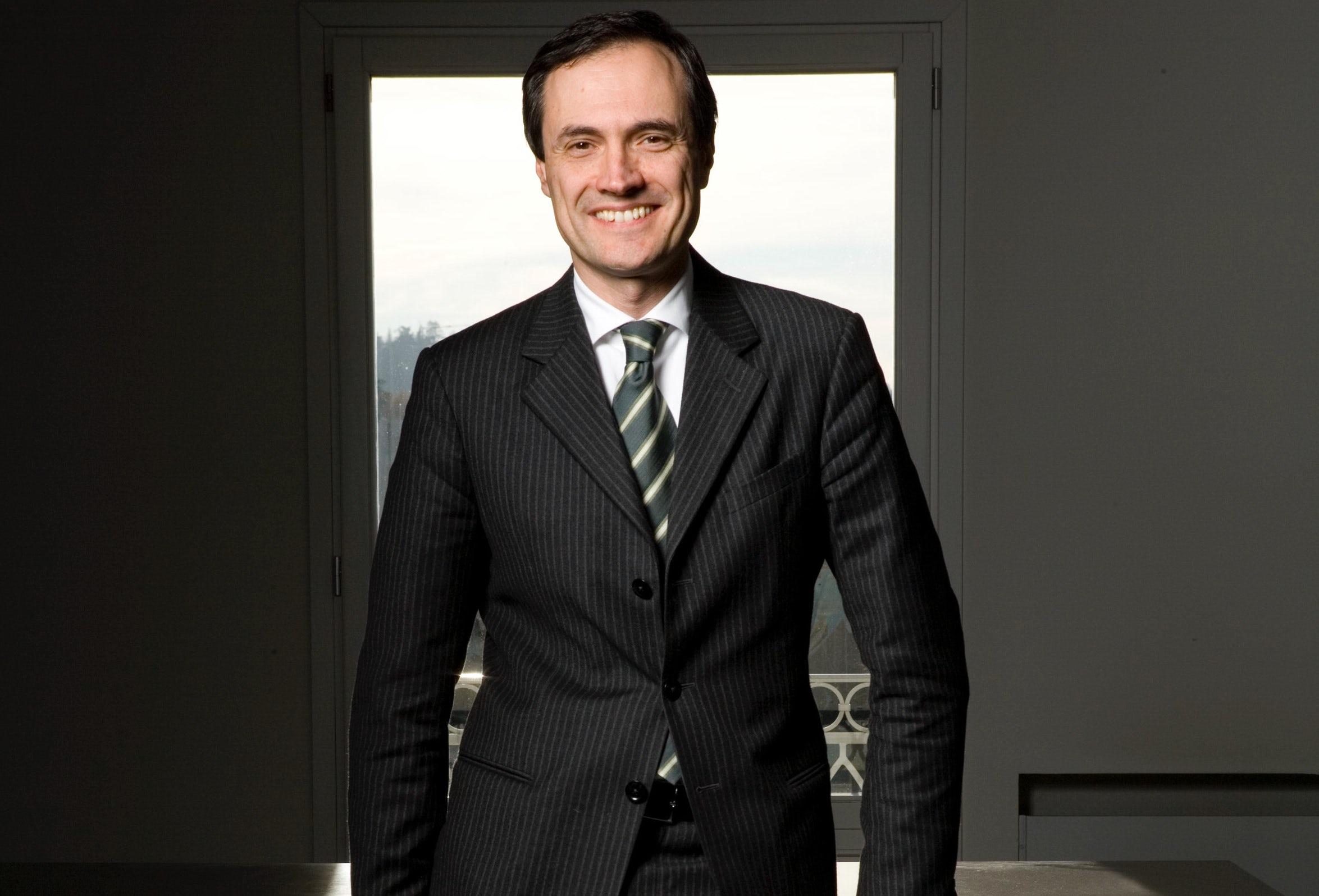 Paolo Fontanelli, CEO of Furla