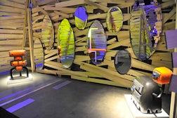 Craft Punk exhibit in Miami, courtesy of Fendi