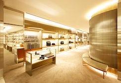 New Gucci store concept, courtesy of Gucci