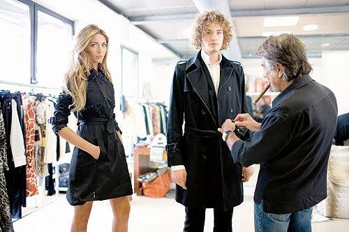 Roberto Cavalli, courtesy of H&M