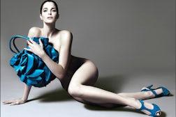 Valentino S/S 09 ad campaign, courtesy of Valentino