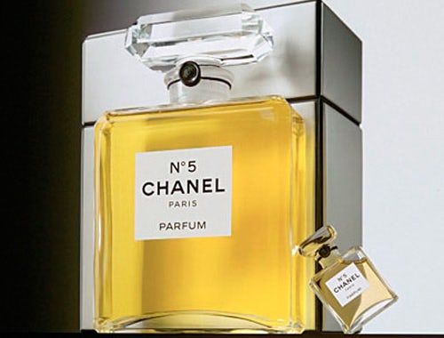 Chanel No. 5 | Source: Chanel
