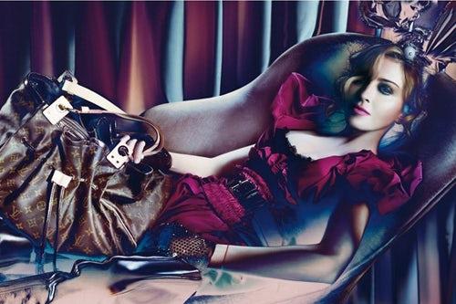 Madonna for Louis Vuitton A/W 2009, courtesy of Louis Vuitton