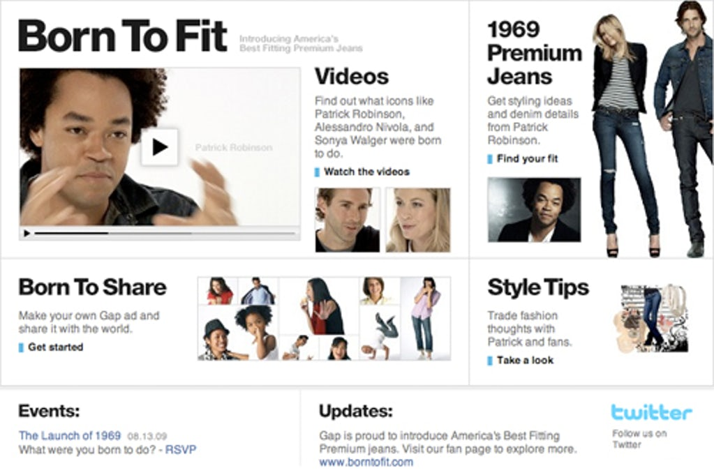 Gap S Re Invention Liz Claiborne Losses Fashion S Night Out Uk High Street Rescue Fashion Becomes Useful Daily Digest Bof