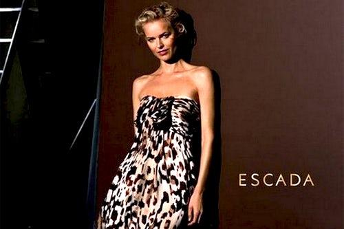 Escada A/W 09 ad campaign, courtesy of Escada