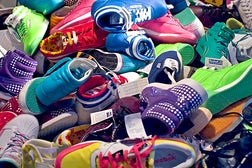 Pile of shoes | Source: e-boost consulting