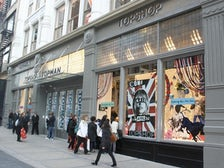 Top Shop, Top Man New York   Source: Retail Week