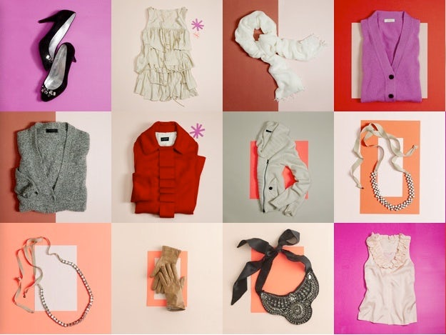 J. Crew Holiday Gift Guide | Source  J. Crew