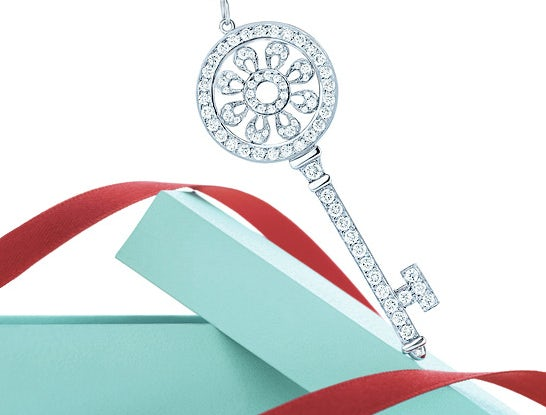 Tiffany's Online Shop | Source: Tiffany & Co.