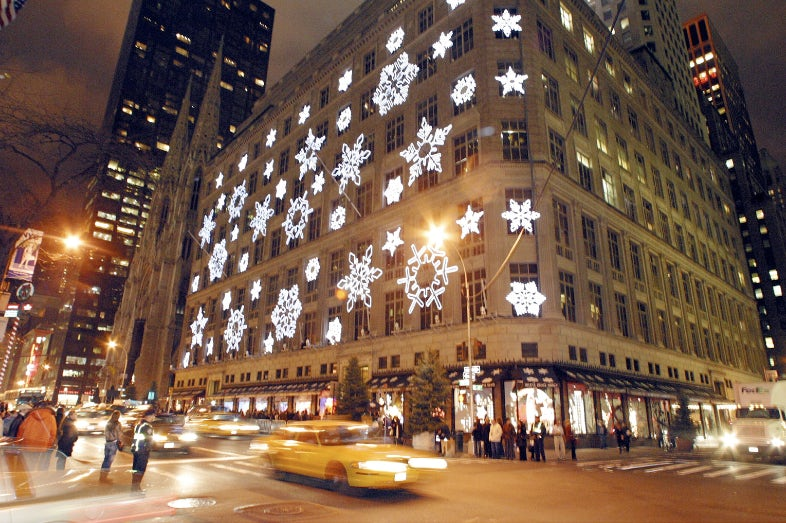 Saks Fifth Avenue | Source: Philips