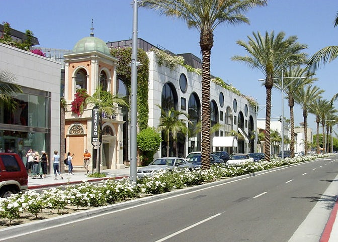 Rodeo Drive | Source: Shutterstock