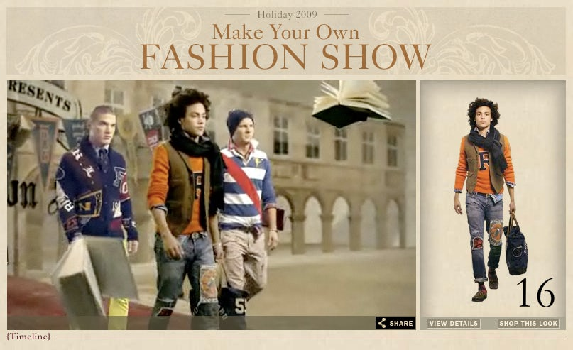 Rugby's Make Your Own Fashion Show | Source: Rugby