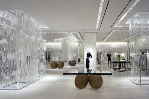 Holt Renfrew Flagship, Toronto | Source: 3G Lighting