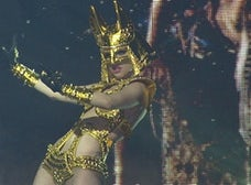Lady Gaga by Zaldy | Source: Fan site