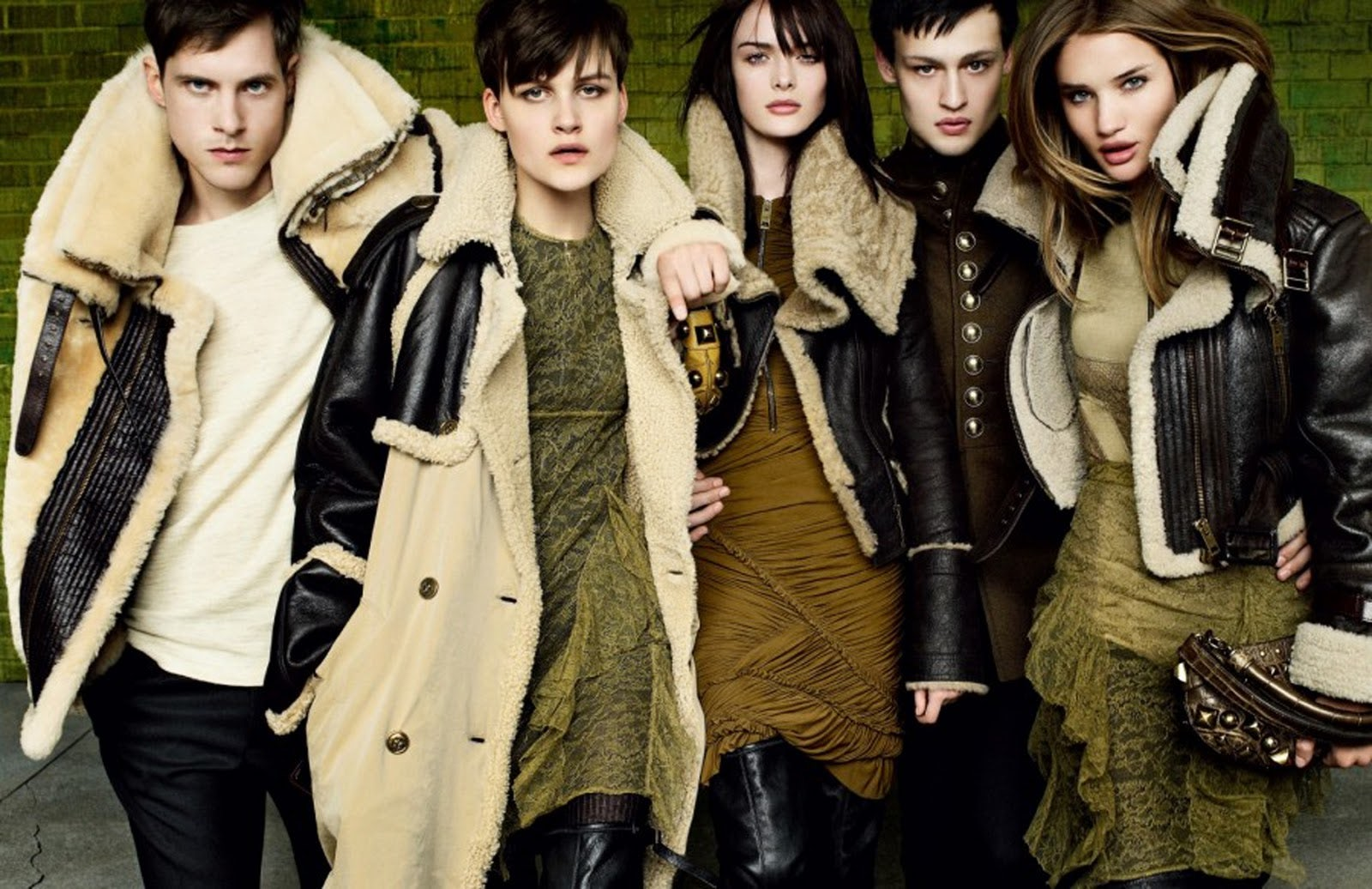Burberry Autumn/Winter 2010 | Source: Burberry