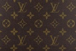 Louis Vuitton Monogram Canvas Detail | Source: Louis Vuitton