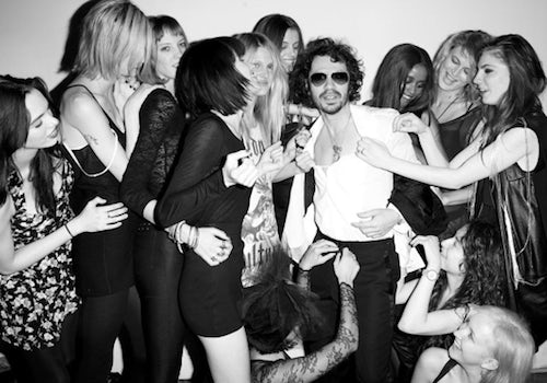 Olivier Zahm by Terry Richardson | Source: purple DIARY