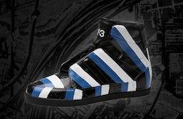 Adidas Y3 Spring/Summer 2010 | Source: Adidas