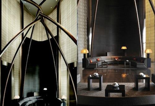 Armani Hotel, Burj Dubai   Source: Courtesy Photo