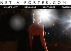 Net-a-Porter homepage | Source: Net-a-Porter