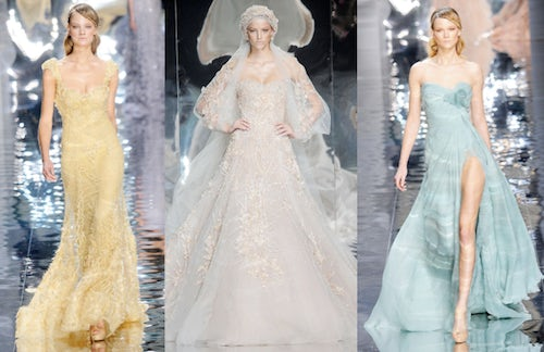 Elie Saab Couture Spring Summer 2010   Source: Style.com