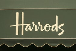 The Classic Green Awning, Harrods | Source: Harrods