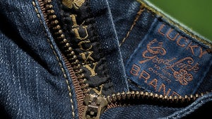 Lucky Brand Jean detail | Source: Light Hack