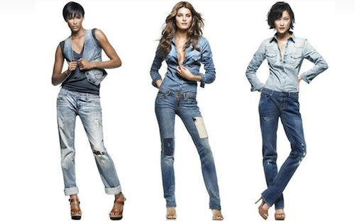 Gap profits spike, Christopher and Donatella, Gloomy retail outlook, Kenzo not for sale, Osman in Motion
