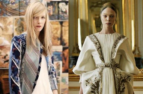 Sarah Burton, Alexander McQueen A/W 2010 | Sources: Telegraph, Style.com