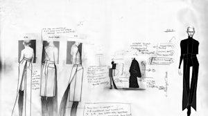 Thomas Tait's Sketchbook | Source: Thomas Tait