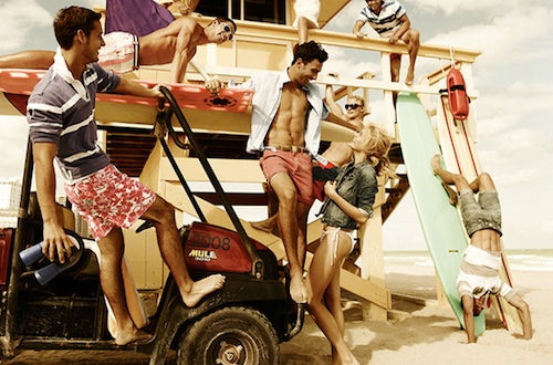 Tommy Hilfiger Summer 2010 | Source: Tommy Hilfiger