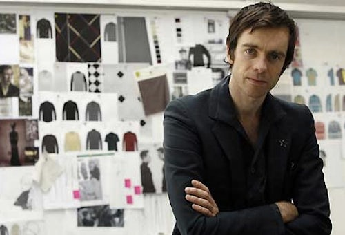 Christophe Lemaire, new chief designer at Hermes   Source: Adah